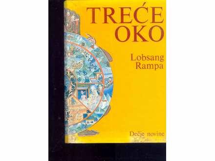 TRECE OKO - LOBSANG RAMPA