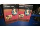 TRI MUŠKETIRA 1-2 - Alexandre Dumas  Izdavač: Zora Pism