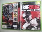 TRUE CRIME NEW YORK CITI - Xbox clasic
