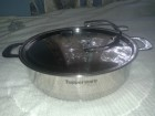TUPPERWARE  chef series pure cookware sauteuse 5.7l