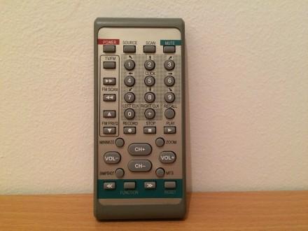 TV FM daljinski Patent No. 01346254-7 ORIGINAL+GARANCIJ