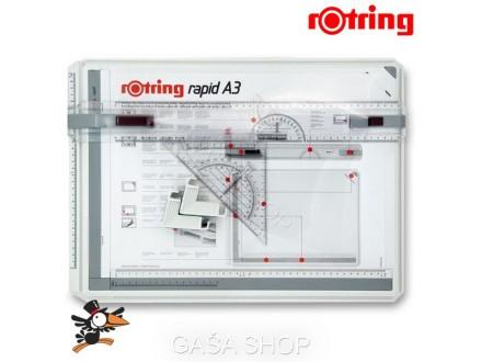 Tabla za tehničko crtanje Rotring Rapid A3 Art. 0232980
