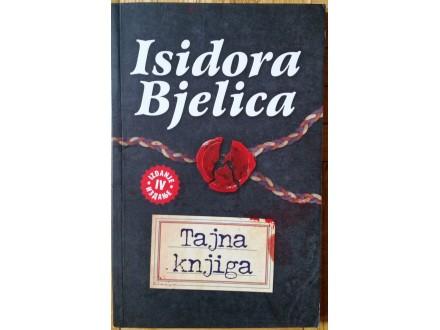 Tajna knjiga  Isidora Bjelica