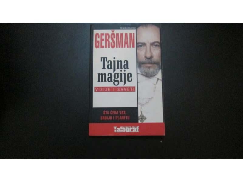 Tajna magije Gersman