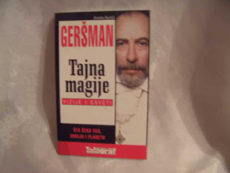 Tajna magije, vizije i saveti, Lav Geršman