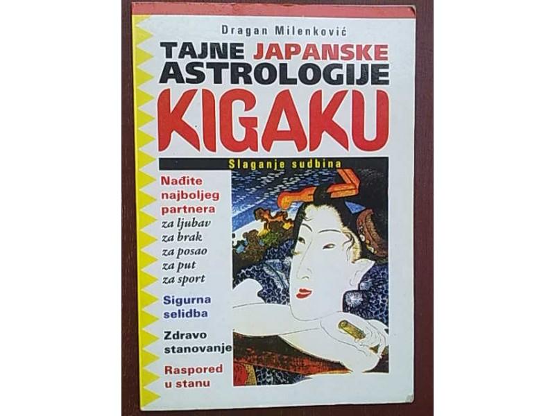 Tajne Japanske astrologije Kigaku-D. Milenkovic