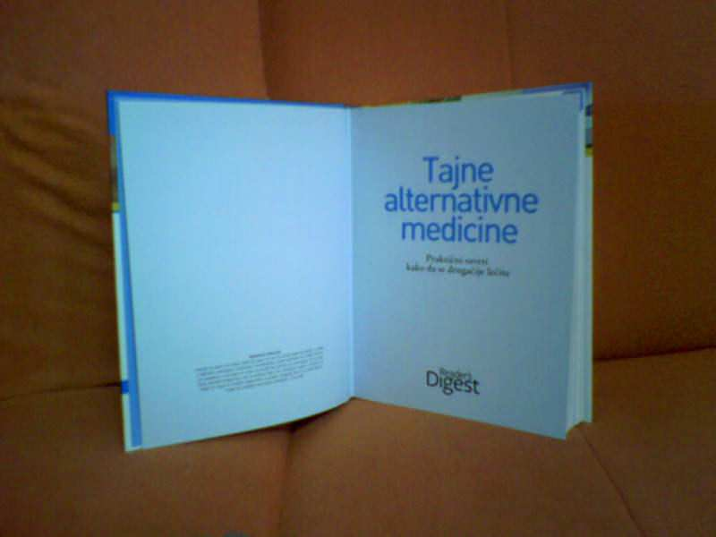 Tajne alternativne medicine