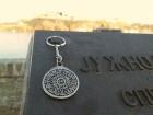 Tajni ključ kralja Solomona amulet privezak za ključeve