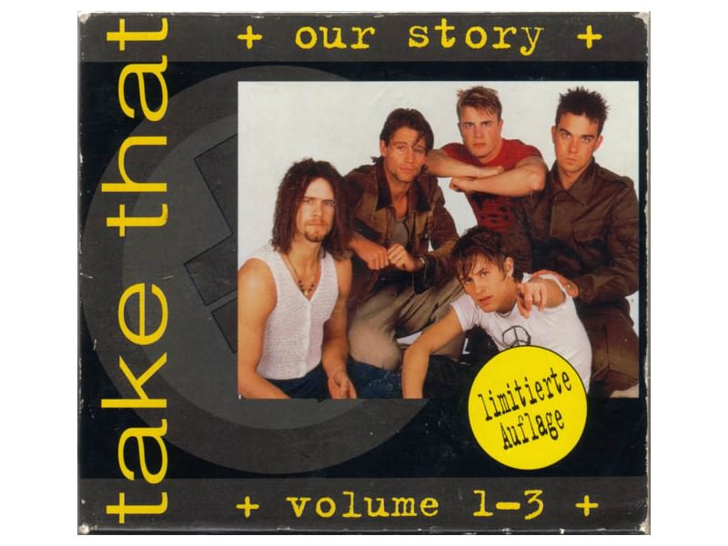 Take That - Our Story Vol. 1 - How Everything Started
