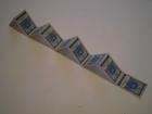 Taksena Sreza kulskog Kula - 9 markica u tabaku