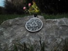 Talisman Sunce ogrlica,Amulet srece i uspeha ogrlica