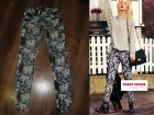 Tally Weijl, floral jeggings!!