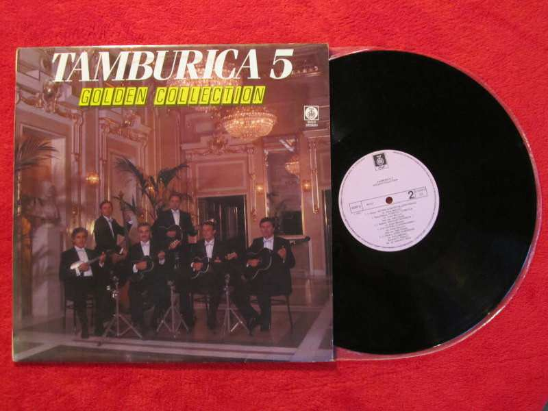 Tamburica 5 - Golden Collection