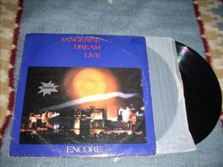 Tangerine Dream-Encore 2LP