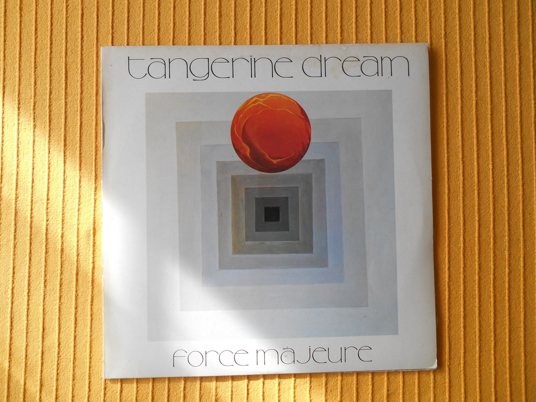 Tangerine Dream - Force Majeure - Kupindo com (29041365)