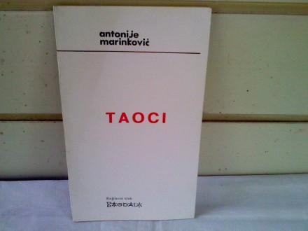 Taoci - Antonije Marinković