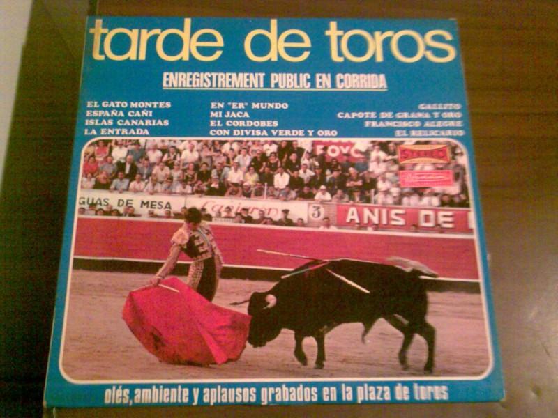 Tarde De Toros - Pasodobles Toreros - Olés, Ambiente Y Aplausos Grabados En La Plaza De Toros De Madrid