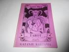 Tarot, gatanje kartama,Džejms Bler, hermes zemun,1989.