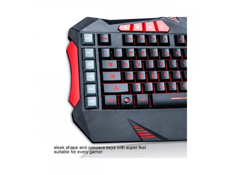 Tastatura - Marvo KG749  gejmerska tastatura NOVO