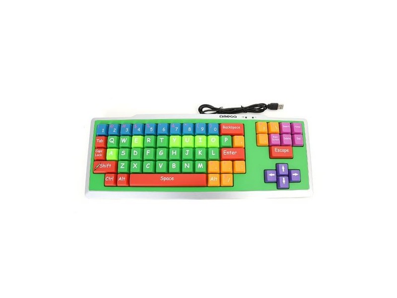 Tastatura Omega OK-200 usb for kids-203