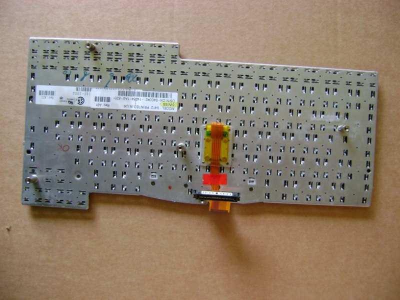 Tastatura za Dell Inspiron 4100
