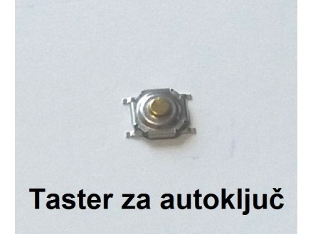 Tasteri za auto kljuceve - Mikroprekidaci - Model 4