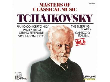 Tchaïkovsky - Masters Of Classical Music, Vol.6