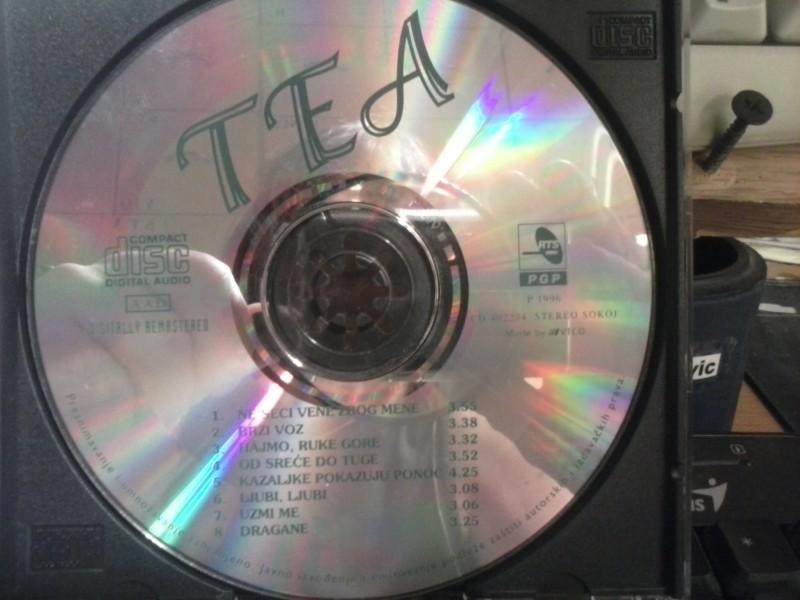 Tea - Ne seci vene zbog mene