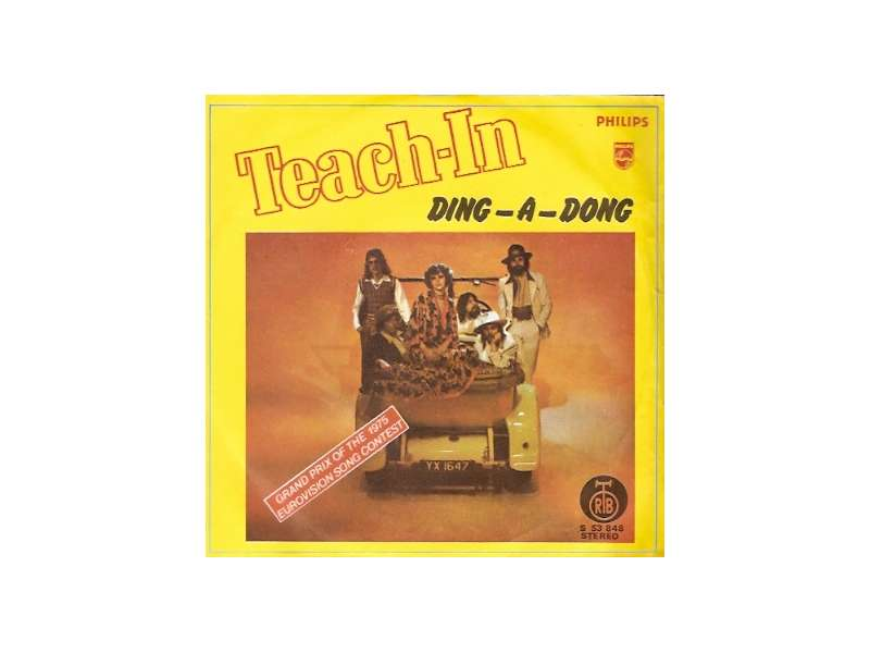 Teach-In - Ding-A-Dong