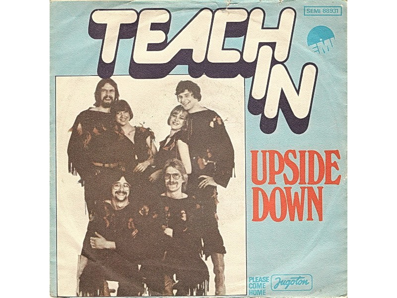 Teach-In - Upside Down