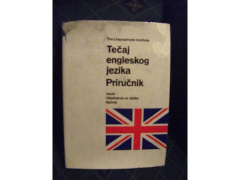 Tečaj engleskog jezika sa rečnikom