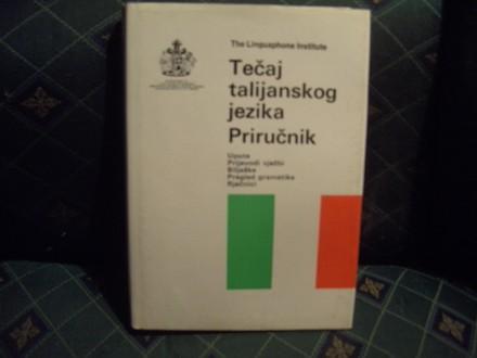Tečaj talijanskog jezika,  kao nova knjiga