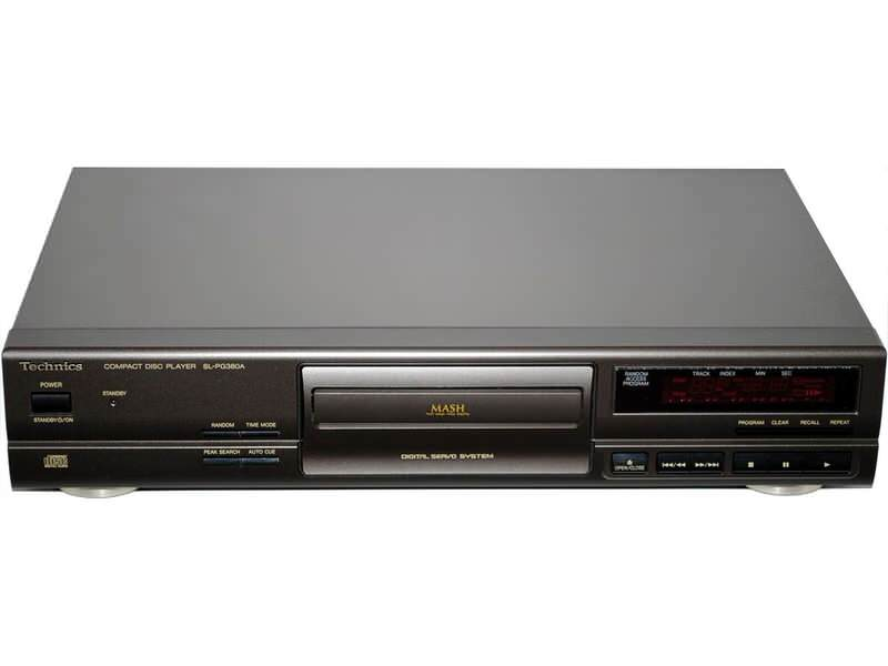 Technics SL-PG380A