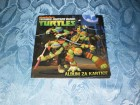 Teenage Mutant Ninja Turtles Album za kartice PUN