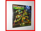 Teenage Mutant Ninja Turtles Album za kartice