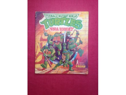 Teenage Mutant Ninja Turtles - Nindza kornjace Panini