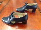Teget kožne cipele