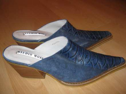 Teget papuce kozne br.39