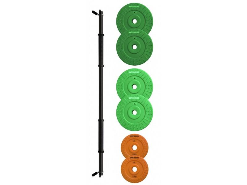 Tegovi za FITNES i AEROBIK (hard) 21kg