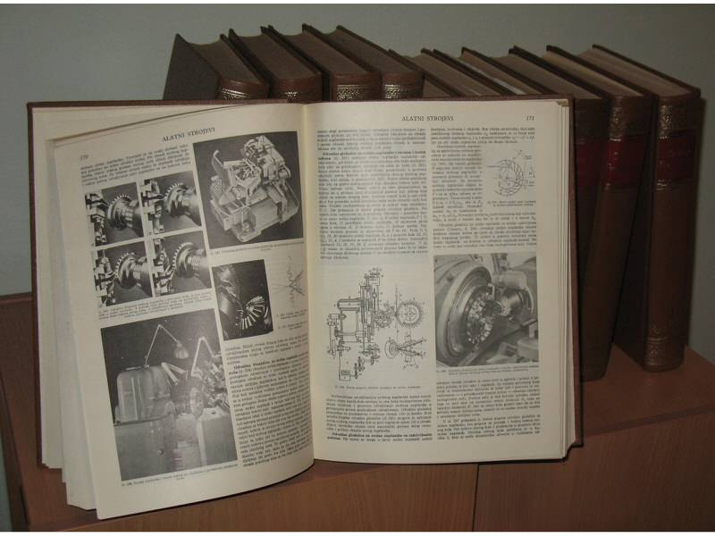Tehnička enciklopedija (1-11)