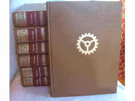 Tehnička enciklopedija u 8 knjiga