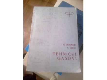 Tehnički gasovi - M. Bogner, S. Ćirić