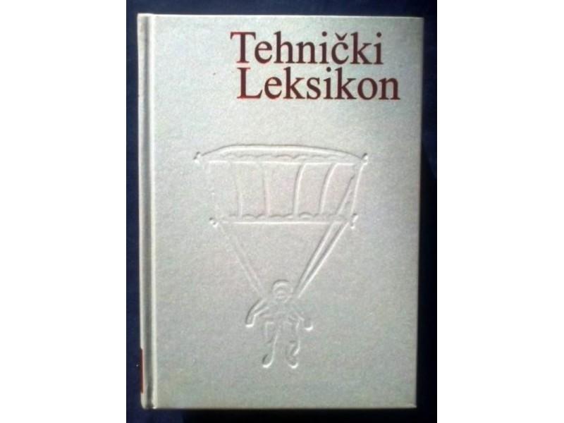 Tehnički leksikon, Grupa autora, novo