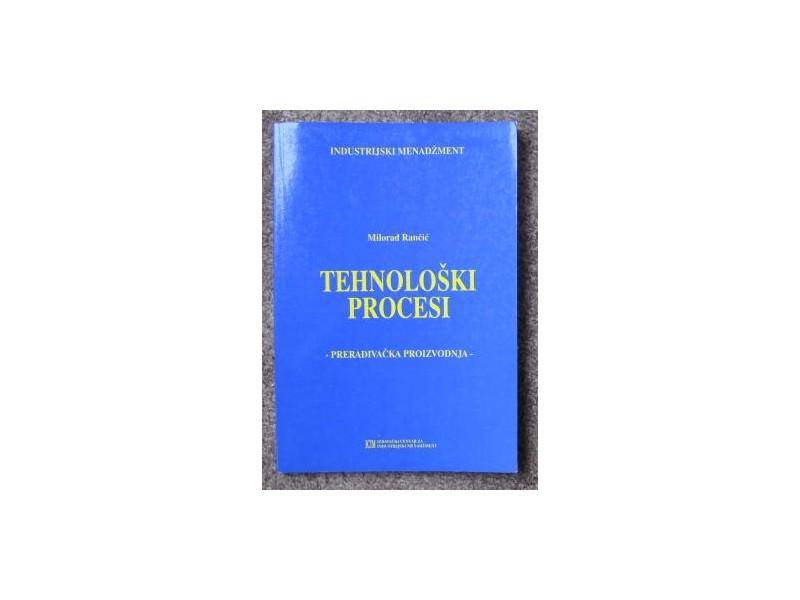 Tehnološki procesi