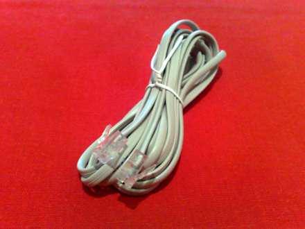Telefonsko Modemski kabl, 3 m
