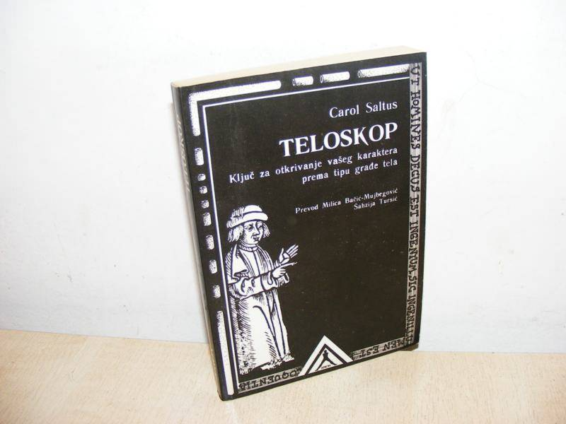 Teleskop  Carol Saltus  (besplatna dostava)