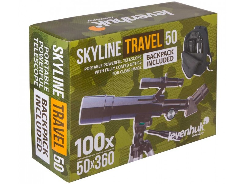 Teleskop Skyline Travel 50 Levenhuk