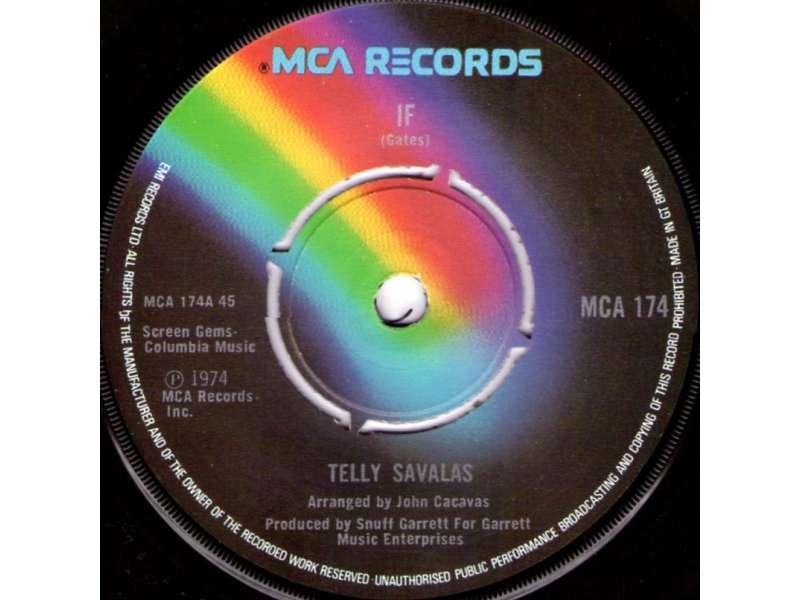 Telly Savalas - If