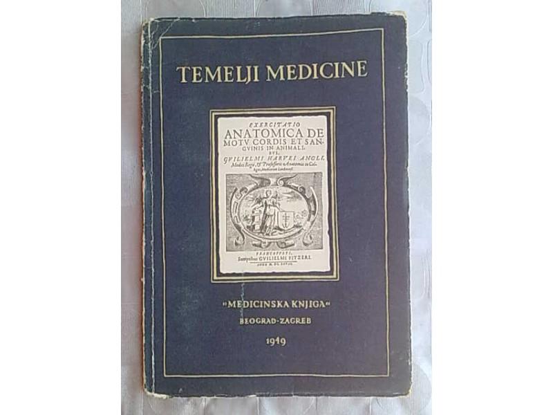 Temelji medicine.W.Harvey i otkrice krvnog optoka