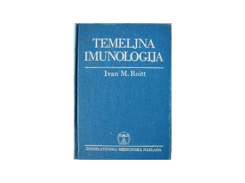Temeljna imunologija - Ivan M.Roitt